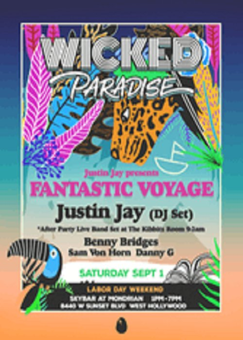 Wicked Paradise - Sep 1