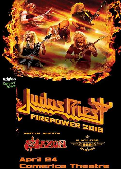 Judas Priest - Apr 24
