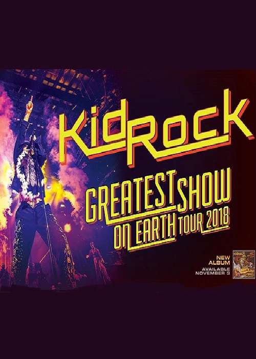 Kid Rock - Mar 23