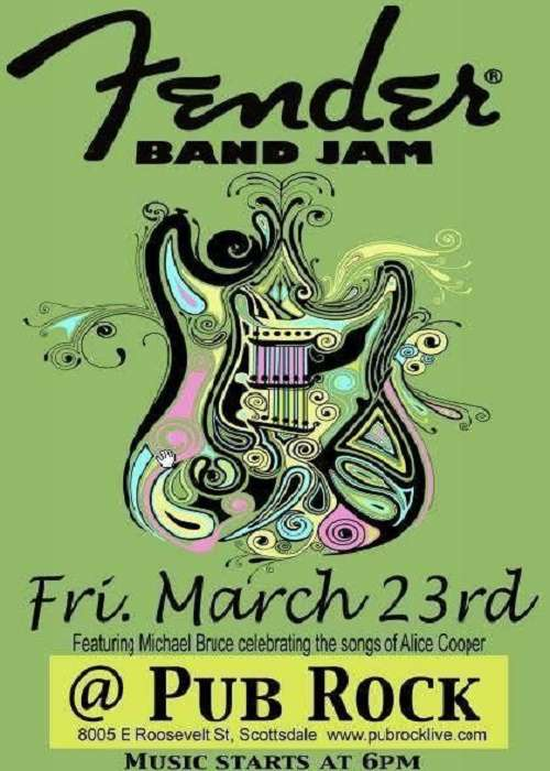 Fender Band - Mar 23
